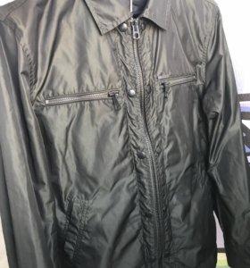 Diesel ветровка куртка новая