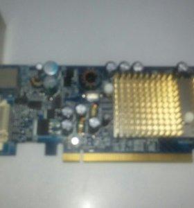 Видеокарта Gigabyte 256 mb