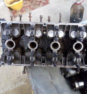 Двигатель в разборе 406 405