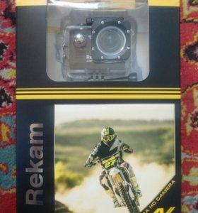 Экшен камера Rekam
