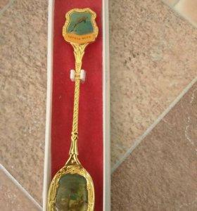 Сувенир ложка