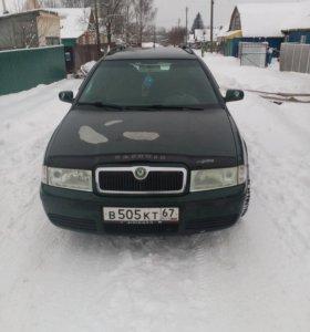 Skoda Octavia, 2004