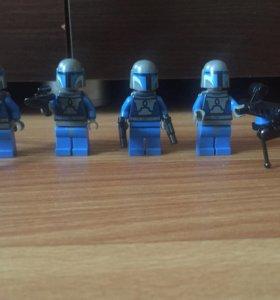 Лего Звёздные войны 7914