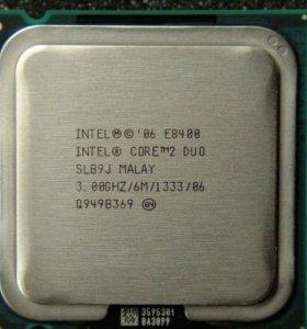 Процессор E8400