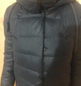 Куртка пуховик, новый