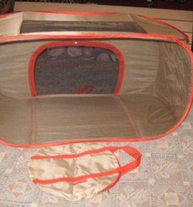 Новая выставочная палатка для животных Royal Canin