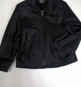 Куртка муж.кожаная Montego