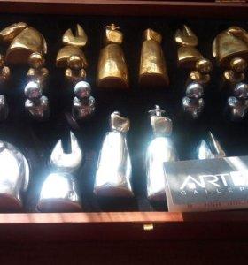 Подарочные настольные шахматы