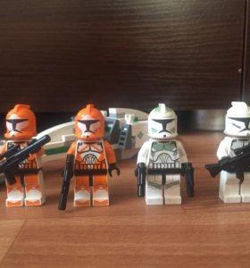 Лего Звёздные войны 7913