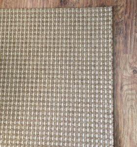 Ковёр плетённый 2*3 м новый