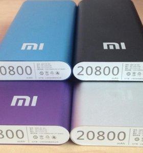 Powerbank Xiaomi 20800! Новый в коробке!