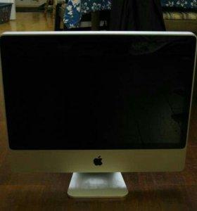 """Apple iMac 24"""" a1225 в отличном состоянии. Доставк"""