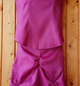 Платье комплект 40-42