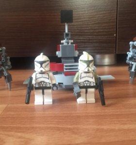 Лего Звёздные войны 75000