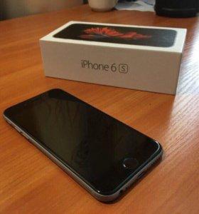 iPhone 6s, 16gb, отличное состояние