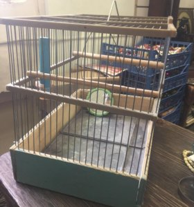 Клетка для птички, попугая