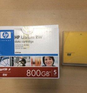 Ленточный картридж HP Ultrium RW 800GB C7973A
