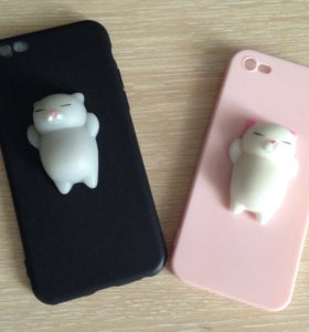 Чехол антистресс для iPhone 5s, 6s, 7