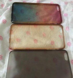 Чехлы iPhone 6 Plus б/у
