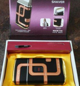 Минибритва rechargeable shaver RSCW 740