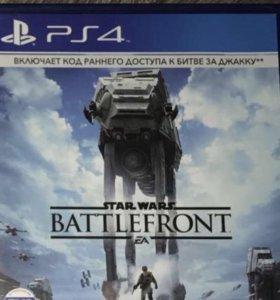 Battlefront и Tomb Raider