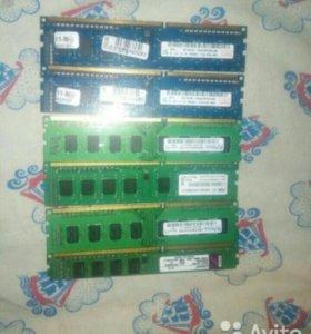 Оперативная память и процессор (цены приличные).