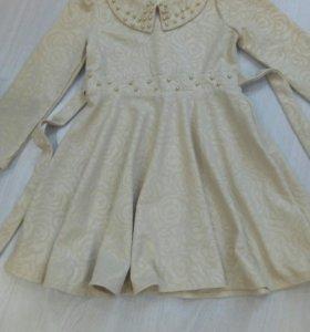 Красивое платье для девочки новое