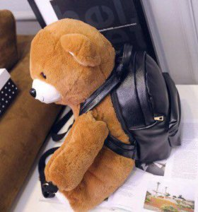 Новый рюкзак Плюшевый Мишка
