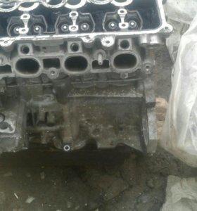 Двигатель на Хундай Солярис, киа рио. 2013 год