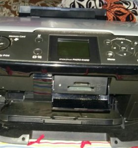 Фото принтер 3 в 1 Epsom Stylus RX 610