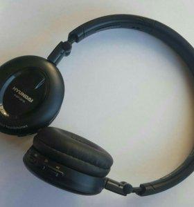 Продаю новые Наушники Bluetooth hyundai H-EP1201B