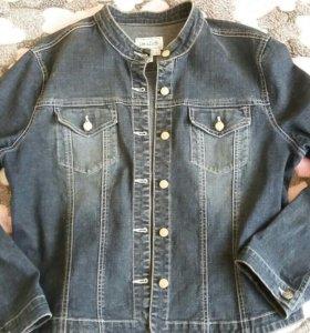 Куртка джинсовая новая