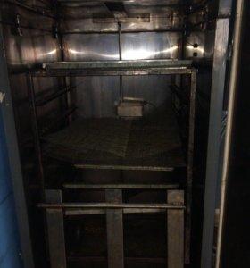 Термокамера КТД-100 с холодильным агрегатом