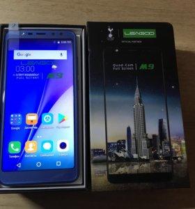 """Новый Leagoo M9 2/16 5,5"""" Классный телефон"""