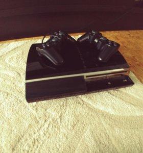 PlayStation 3 Fat.
