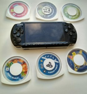 PSP 3008 (PlayStation Portable)