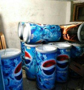 Холодильник для напитков Pepsi