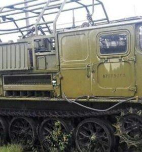 Гусеничный транспортёр АТС-59