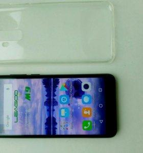 """Leagoo M9(5.5""""18:9 HD 2/16GB 2850mAh) новый"""