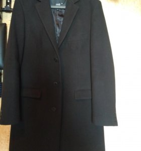 мужское пальто oodji