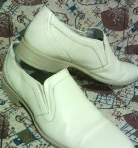 Туфли мужские(юничел)кожа.