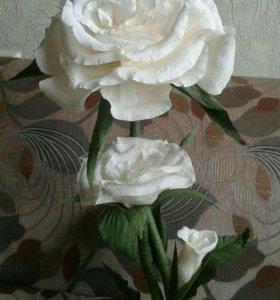 Цветы ,ручная работа
