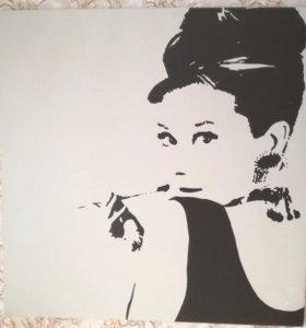 Картина Икея