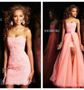 Платье двойка р.46-48 Sherri hill