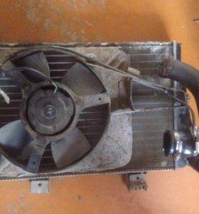 Радиатор 2107