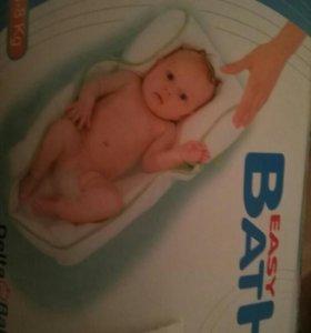 Матрас для купания ребенка