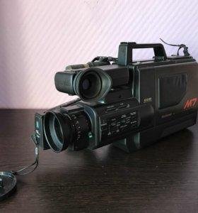 Видеокамера, VHS