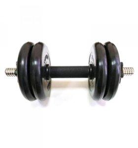 Гантели 12 кг MB Barbell Atlet в Орле