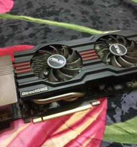 Видеокарта ASUS GeForce GTX 660