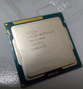 INTEL core i3-3210 3.20GHZ